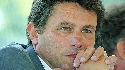 Henri de Castries, le président du directoire d'Axa, analyse la crise. (Bouchon)