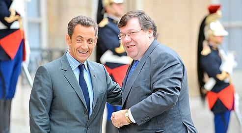Nicolas Sarkozy veut faire revoter l'Irlande fin 2009