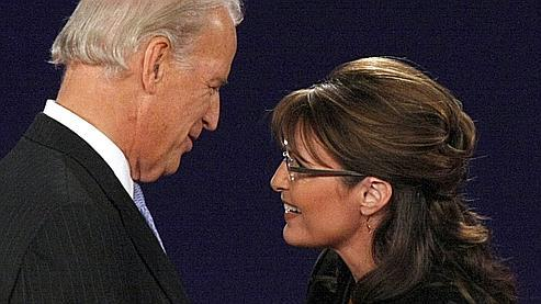 Débat : Joe Biden prend l'avantage sur Sarah Palin
