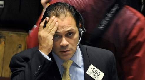 Dans les milieux de la finance, la tourmente boursière pourrait être à l'origine de gestes de désespoir.