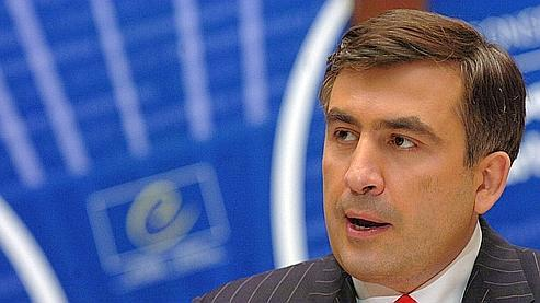 Saakachvili: «Pas de miracle» à attendre de Genève