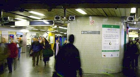 1000 caméras pour surveiller les rues de Paris