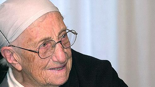 Soeur Emmanuelle allait célébrer son centième anniversaire le 16 novembre prochain.