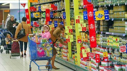 les produits premier prix reprsentent aujourdhui 30 de la consommation des - Colorant Alimentaire Grande Surface