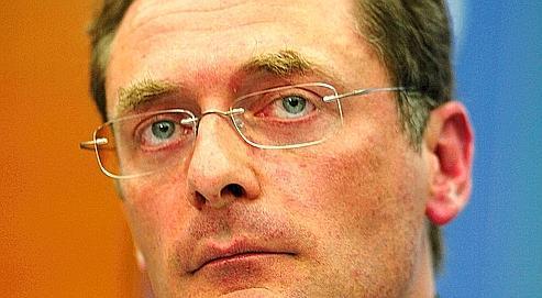 «Je veux accompagner Nicolas Sarkozy au niveau européen» , explique Philippe Juvin, maire de La Garenne-Colombes. (Le Figaro)