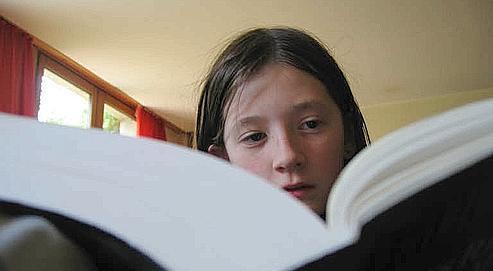 Surprise, les livres destinés aux 14-18 ans plaisent aussi à leurs parents! (François Bouchon/Le Figaro)
