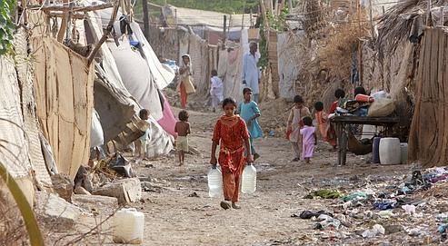 Près d'un milliardde personnes en sous-nutrition