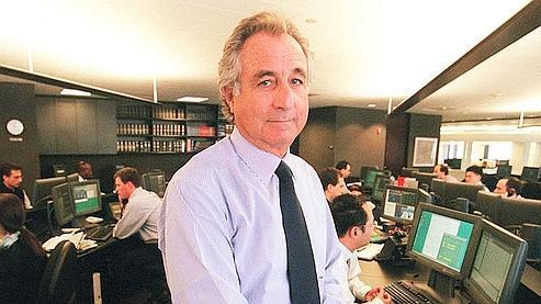 Bernard Madoff, ex-patron du Nasdaq. (Crédit Photo: AP)