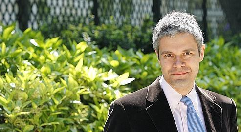 Laurent Wauquiez : «Il faut réfléchir dès maintenant aux emplois de demain, comme les emplois verts ou les services à la personne.»