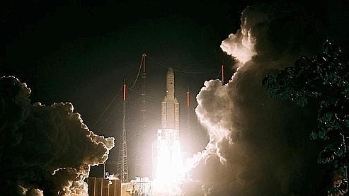 Sixième et dernier succès de l'année pour Ariane 5