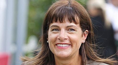 Anne Lauvergeon,patronne de l'année 2008