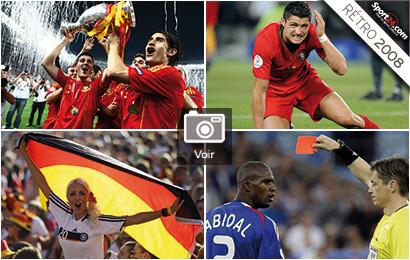 Best Of Euro 2008 en images