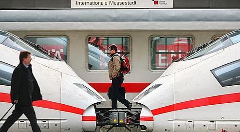 La Deutsche Bahn déclare la guerre à la SNCF