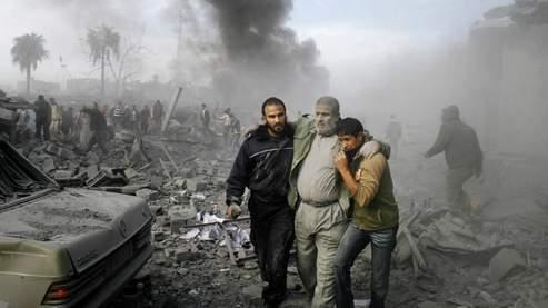 »Nous avons fait preuve de retenue jusqu'à présent. Aujourd'hui, il n'y a pas d'autres options qu'une opération militaire» , a affirmé Tzipi Livni.