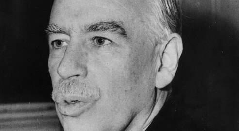 «Supposons que nous arrêtions ensemble de dépenser nos revenus pour les épargner en totalité. Chacun serait alors sans travail», explique Keynes lors d'une émission radiophonique en 1931. Pour l'économiste, la recette est simple: face la crise, il faut tout faire pour relancer la machine économique.