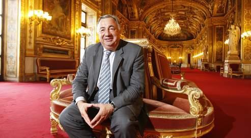 «La mise en œuvre de la révision constitutionnelle (...) sera le grand événement politique de l'année 2009», estime Gérard Larcher.