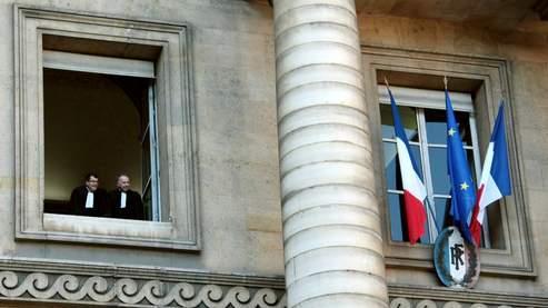 Au Palais de justice de Paris, le 23 octobre dernier.