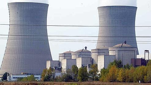 EDF est aujourd'hui pointée du doigt pour le manque de fiabilité de ses mesures de la radioactivité. Crédits photo : Aubert/Le Figaro