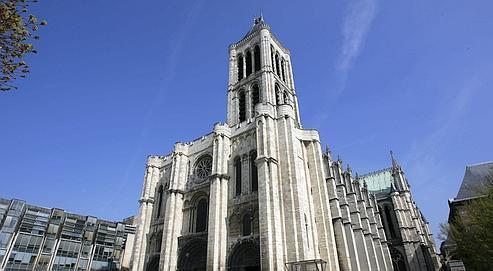 Les travaux de la Basilique royale de Saint-Denis ne sont pas encore programmés.