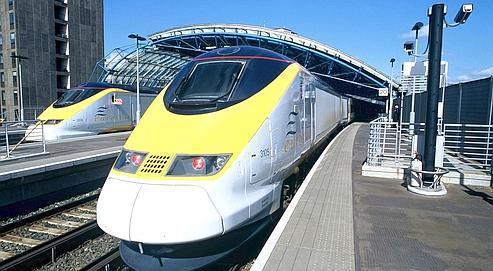 Paris-Londres en TGV:la bataille a déjà commencé