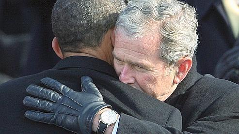Bush se retire au Texas