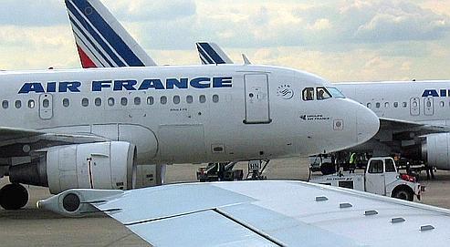 Air france baisse ses tarifs sur les vols int rieurs for Compagnie aerienne americaine vol interieur