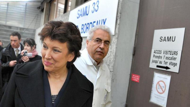 Bachelot souhaite à Aubryde «se casser la gueule»