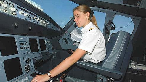 Pilote de ligne reste un métier d'avenir