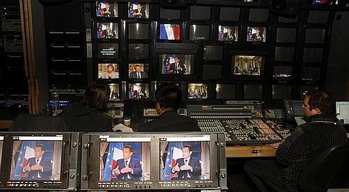 L'émission «Face à la crise», qui sera diffusée jeudi depuis l'Élysée, devrait recueillir une très forte audience.