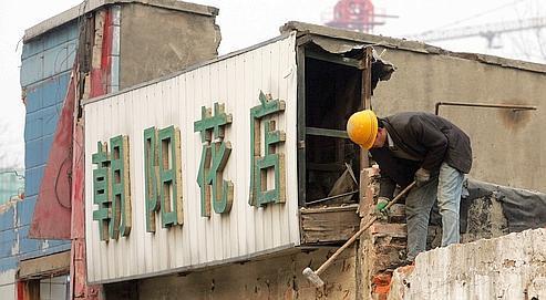 Chine: l'exode de 20 millions de chômeurs