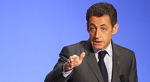 L'intervention du chef de l'État (ici le 22 janvier, à l'Élysée) sera exclusivement consacrée à la crise.