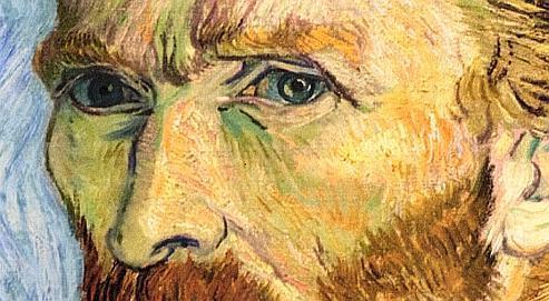 La g ode van gogh comme on ne l 39 avait jamais vu - Autoportrait van gogh oreille coupee ...