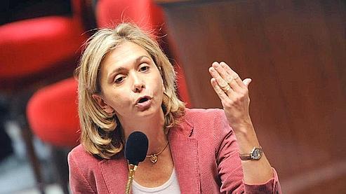 La ministre de l'Enseignement supérieur et de la Recherche, Valérie Pécresse. (AFP)
