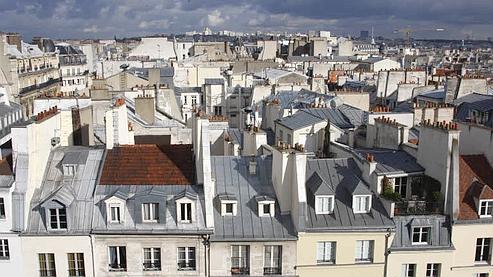 Les professionnels regardent notamment l'environnement du bien, dans leur jargon, ce sont les caractéristiques hédonistes du bien. (Photo François Bouchon/ Le Figaro)