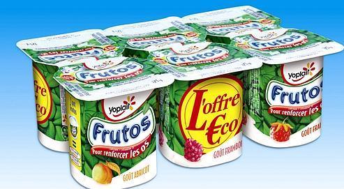 Avec ces nouveaux produits baptisés «L'offre Éco», Yoplait renonce à une partie de la marge sur chaque pot mais compte se rattraper sur les volumes.