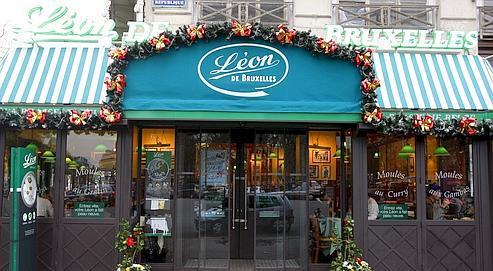 L'an dernier, le chiffre d'affaires de la chaîne Léon de Bruxellesa augmenté de 1,4%.