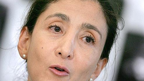 Ingrid Betancourt, le 5 décembre dernier au Brésil. (AFP)
