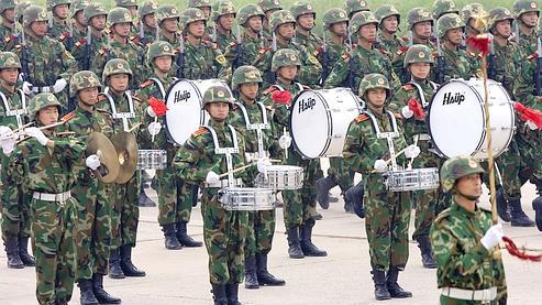 Ces dernières années, les responsables chinois ont souvent mis en avant la nécessité d'améliorer les soldes pour expliquer une grande partie de la progression du budget de la défense.