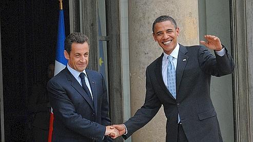 Confidentiel : premier duo Sarkozy-Obama en Normandie