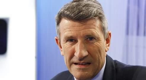 Philippe de Villiers sera têtede liste dans la circonscription Ouest, qui regroupe les Régions Bretagne, Pays de la Loireet Poitou-Charentes.