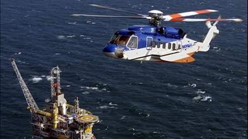 C'est un hélicoptère Sikorsky S-92 comme celui-ci qui s'est abîmé au large du Canada jeudi. Crédit photo : DR.