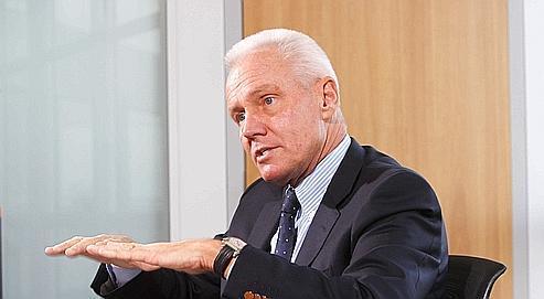 «Le bilan du groupe est sain et robuste, et nous avons les moyens financiers de nos ambitions», estime Lars Olofsson.