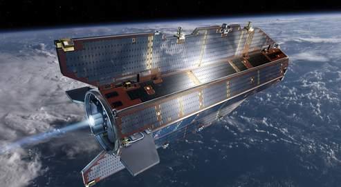 Le satellite Goce mesurerala gravité précise de la Terre