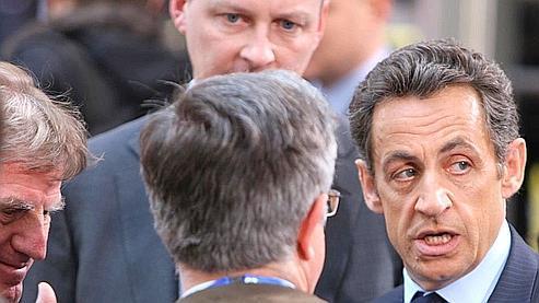Sondage : Sarkozy à un point de son record d'impopularité