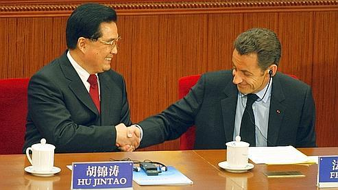 Les deux hommes ne se sont pas revus depuis le 24 octobre 2008, date du sommet Asie-Europe organisé à Beijing.