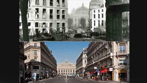Comment Haussmanna rebâti Paris