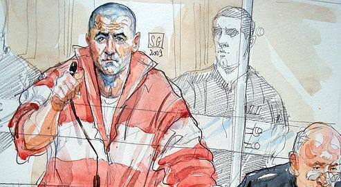 Ayant d'emblée dénoncé un «procès d'État», Yvan Colonna a finalement quitté les débats après le refus de la cour d'assises d'organiser une reconstitution.