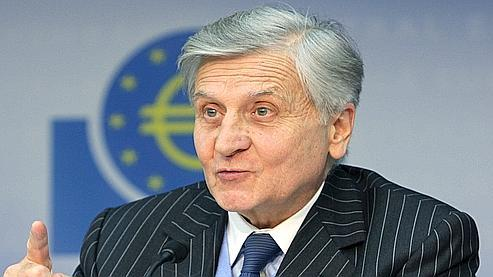 Trichet mise sur une reprise «courant 2010»