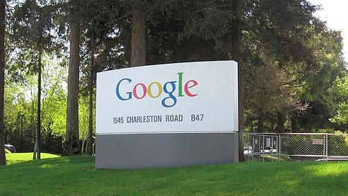 Première baisse du chiffre d'affaires pour Google
