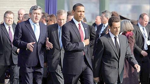 La presse étrangère s'offusque des propos de Sarkozy